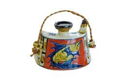 抱瓶(台形・赤魚)